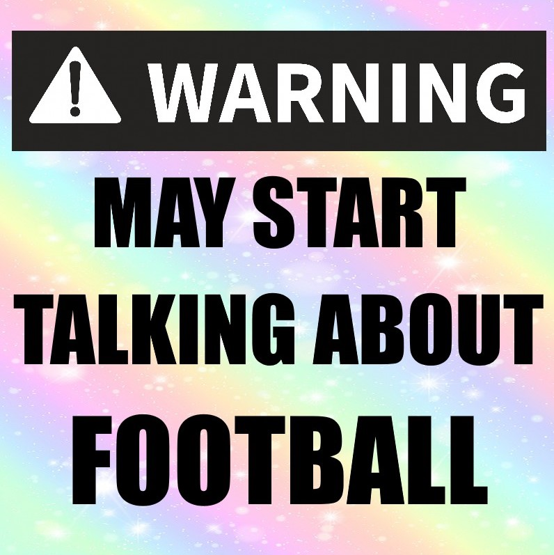 Warning!May Start Talking About