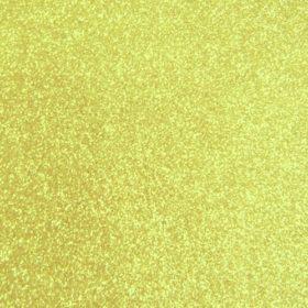 Light Neon Yellow Glitter