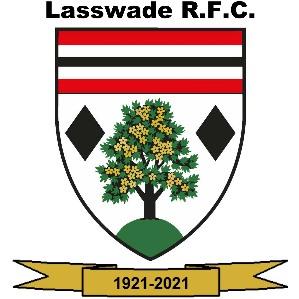 Lasswade RFC Centenary Kit